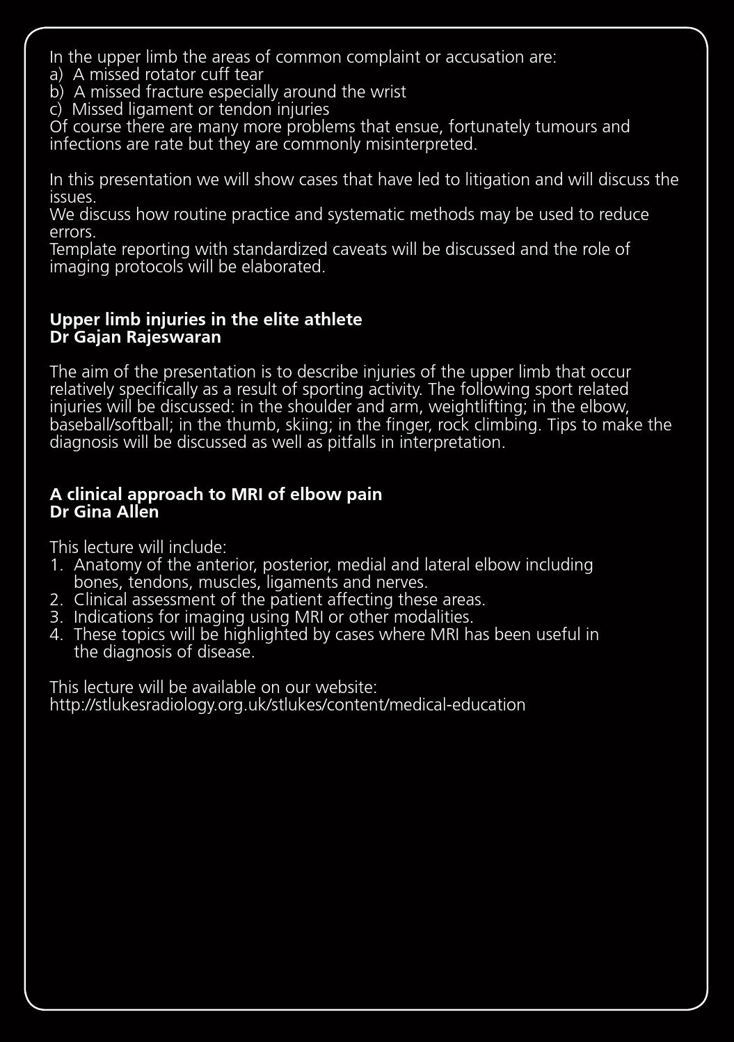 BIR UK MRI course by BIR Publishing - issuu