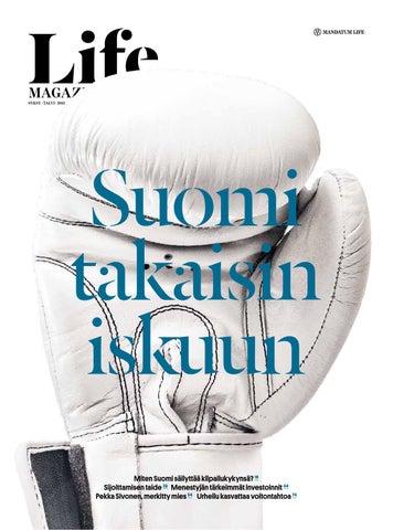 Mandatum Life magazine - syksy - talvi 2013 by Mandatum ... 93e779467a