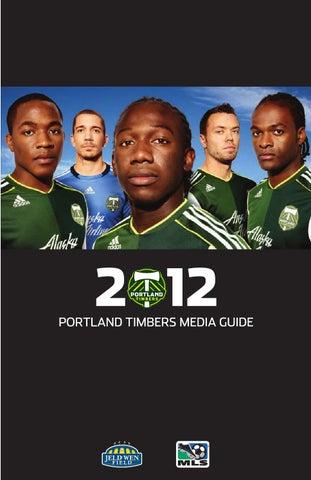 2012 Portland Timbers Media Guide by Portland Timbers - issuu c468926c2afa