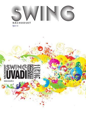 Swing 10 13 by Náchodský SWING - issuu 5f58e6d689