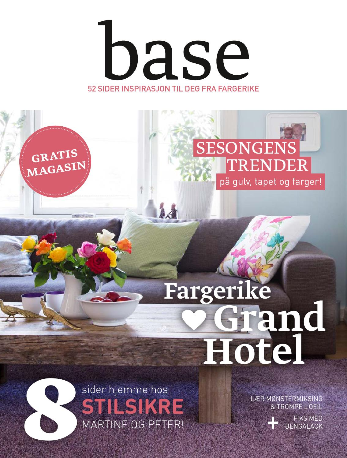 Picture of: Fr Base 07 Lowres By Fargerike Norge Issuu