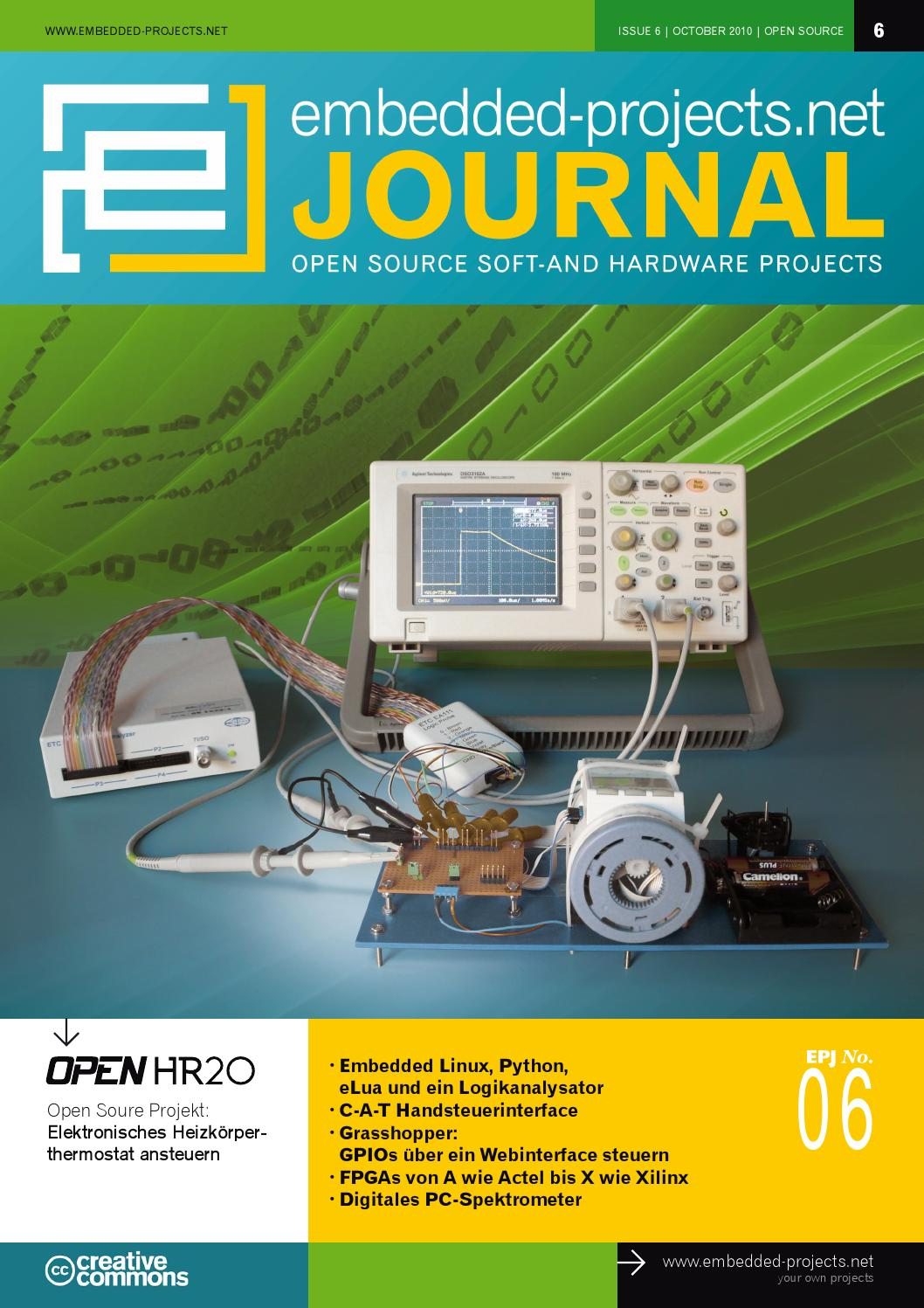embedded projects Journal Ausgabe 6 by embedded projects GmbH - issuu