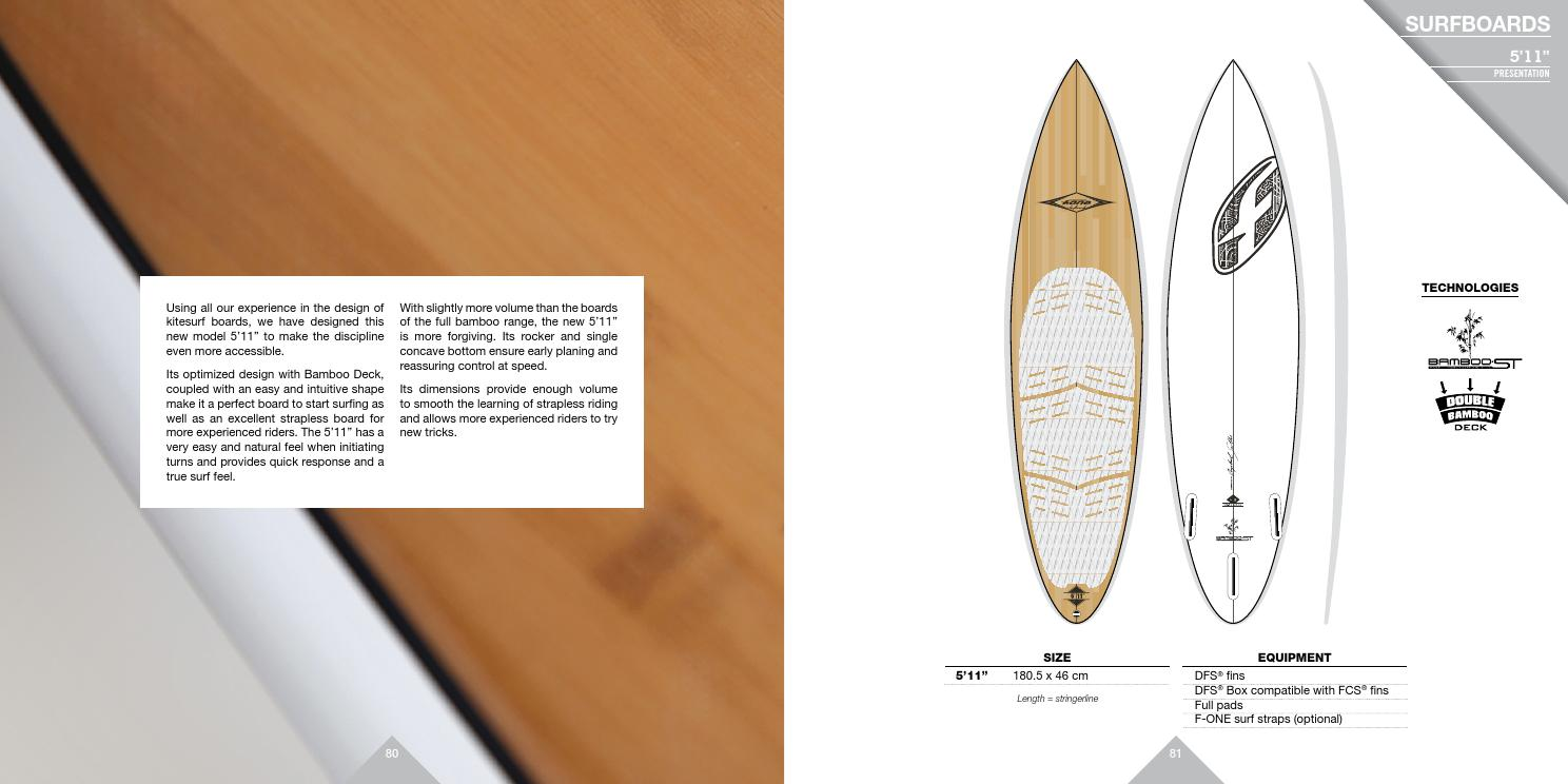 4f47903267ea 2014 F-One Surfboards Collection by Bay Area Kitesurf - issuu