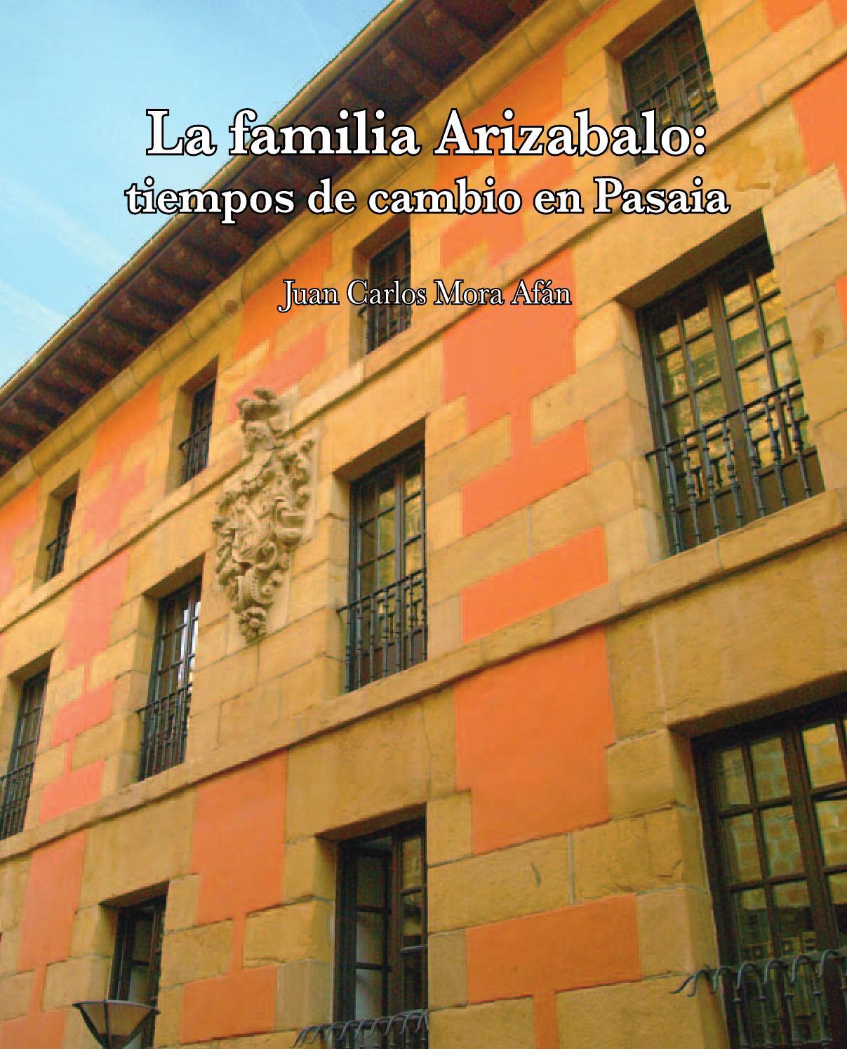La Familia Arizabalo Tiempos De Cambio En Pasaia Sorgi Arri 4  # Muebles Rey Lezo Horario