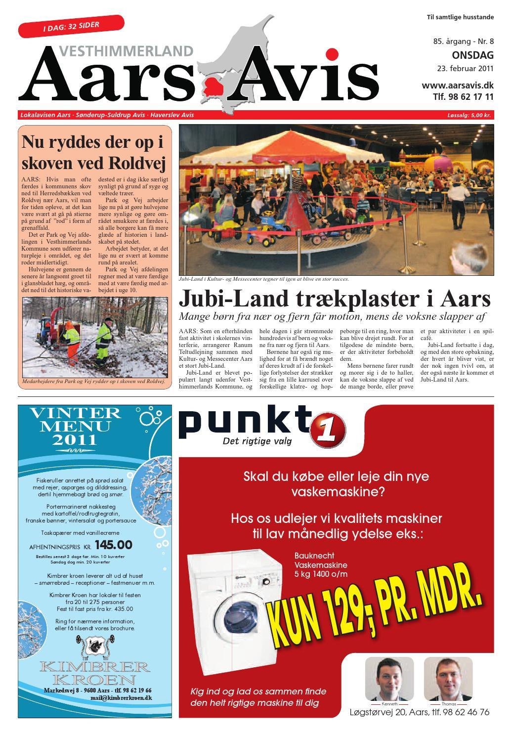 b8c4941f0ee2 Aars avis 2011 02 23 by Aars Avis - issuu