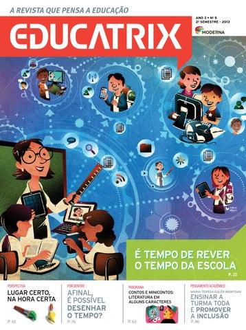 aa3c02ed186 Revista Educatrix 5 by Editora Moderna - issuu