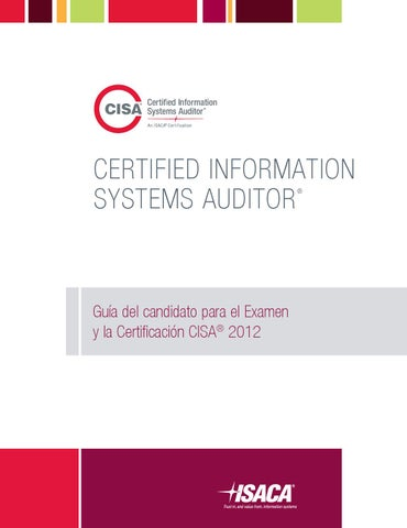 cisa candidate guide spanish by ingrid issuu rh issuu com