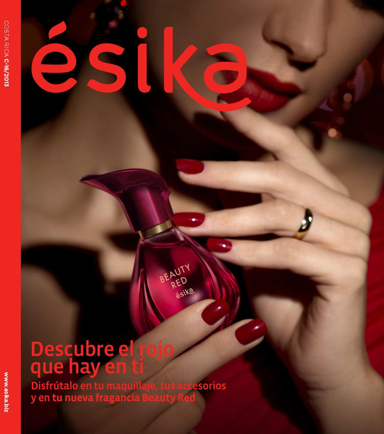 Catálogo Ésika Costa Rica C16 by SomosBelcorp - issuu