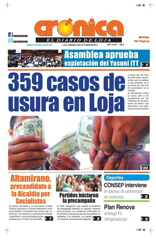 4octubre2013 8860 by Diario Crónica - issuu