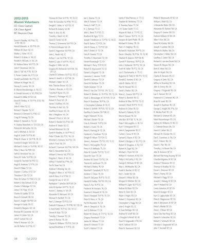 Fall 2013 Deerfield Magazine by Deerfield Academy - issuu