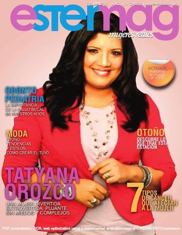 Revista Ester – Octubre 2013, No. 16