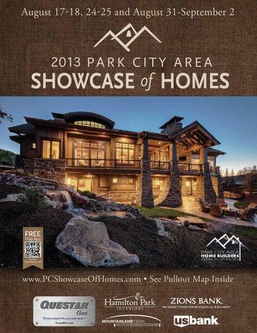 Park City Showcase Of Homes 2013 By MediaOne Utah