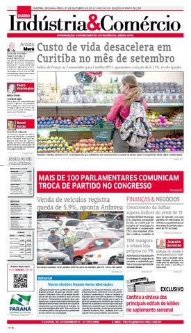Diário Indústria Comércio by Diário Indústria   Comércio - issuu 7357da101974f