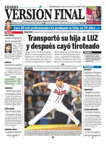Diario Versión Final by Diario Versión Final - issuu e99915859ca
