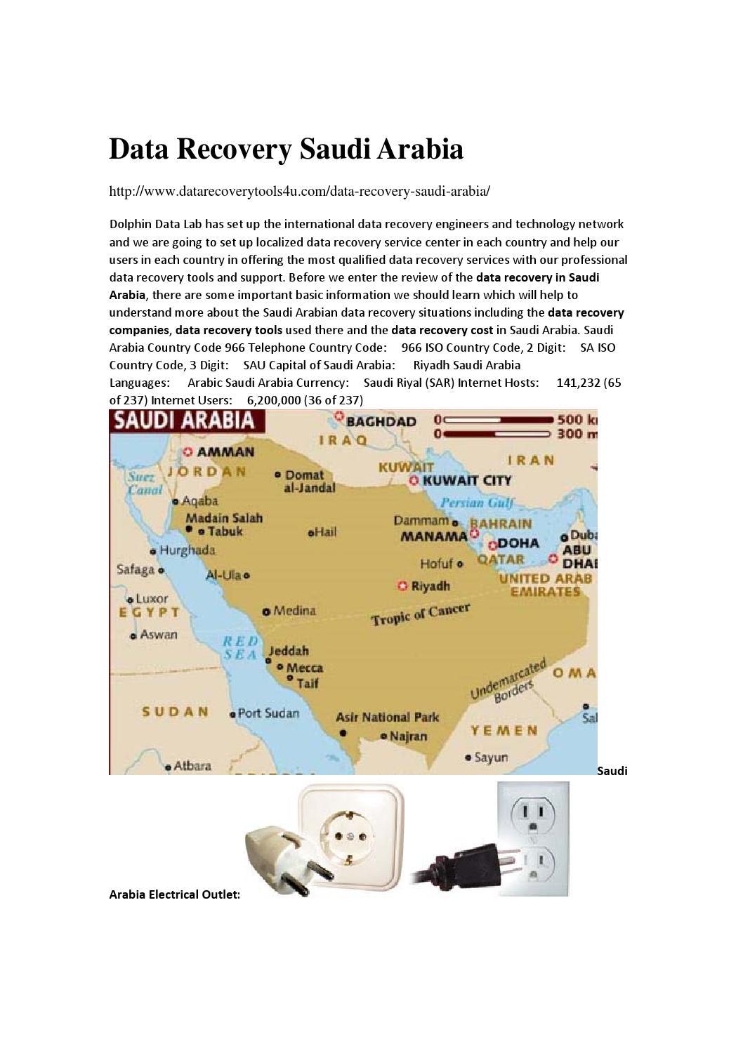 Data Recovery Saudi Arabia By Stanley Morgan Issuu