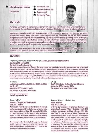 christopher french resume by christopher french issuu