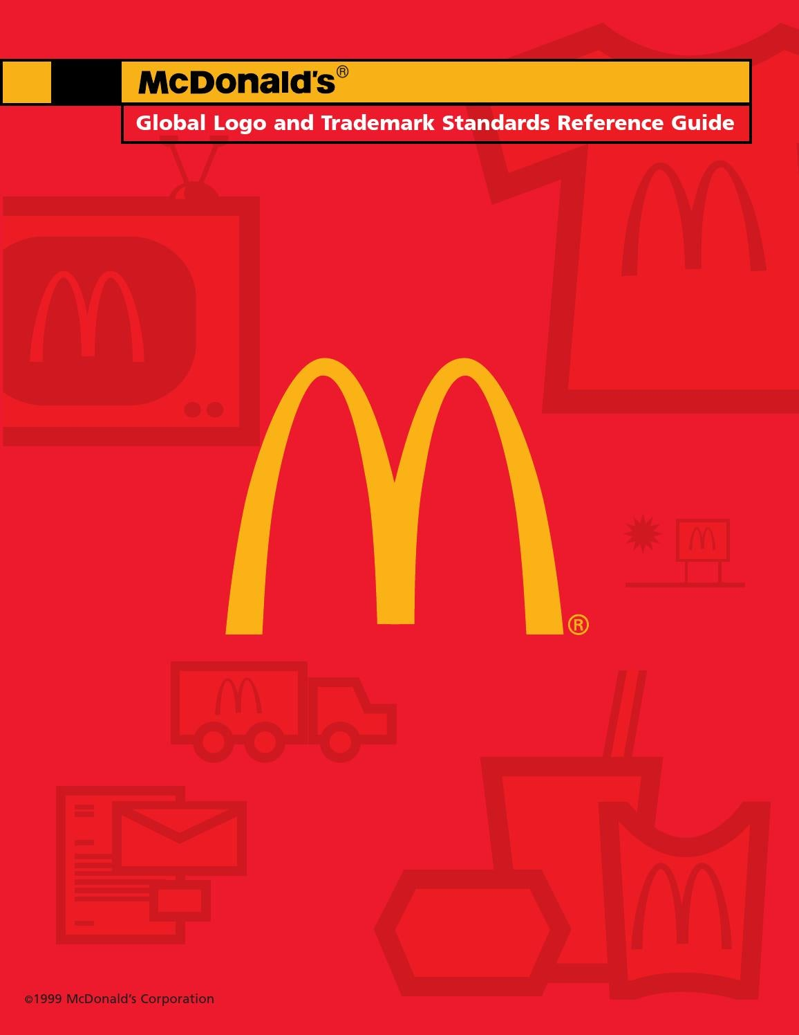 Mcdonalds brand book by isabel martnez gestal issuu 1betcityfo Image collections