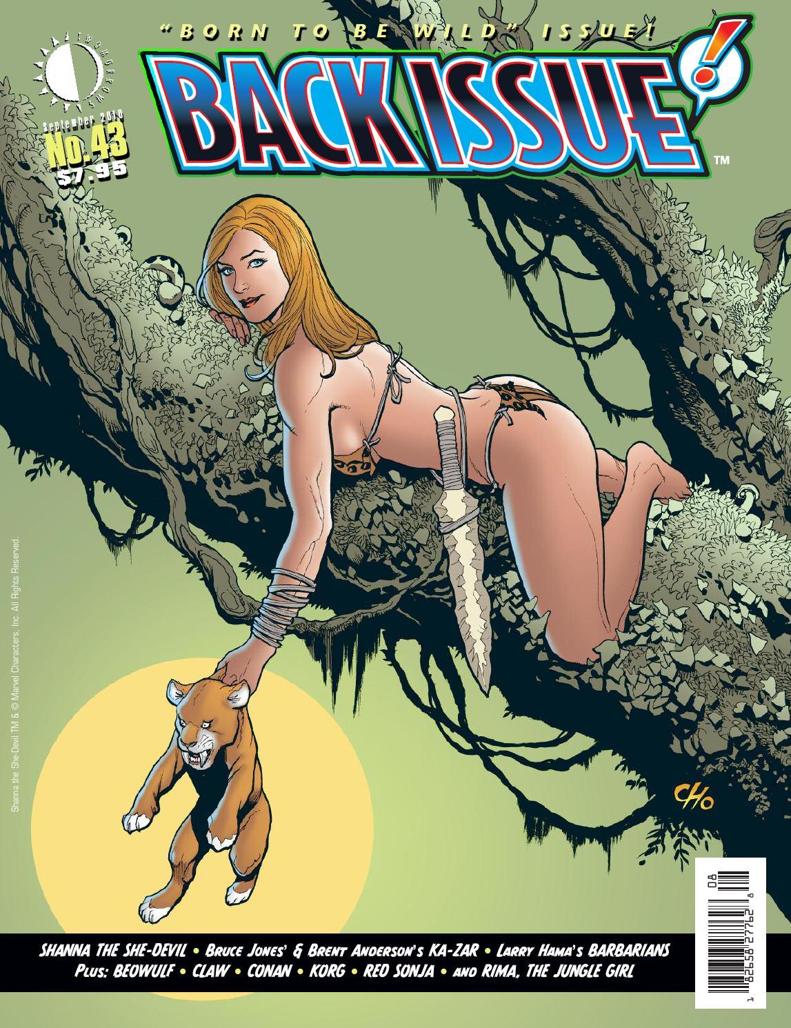 back issue #43twomorrows publishing - issuu