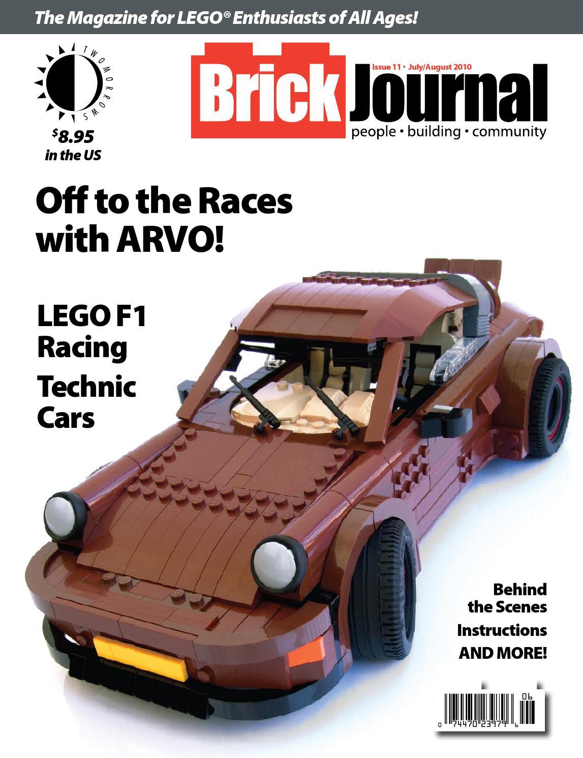 Brickjournal 11 By Twomorrows Publishing Issuu