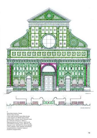 Firenze Architettura 2003 12 By Dida Issuu