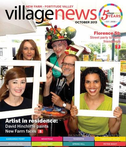 Great Village News October 2013 Amazing Design