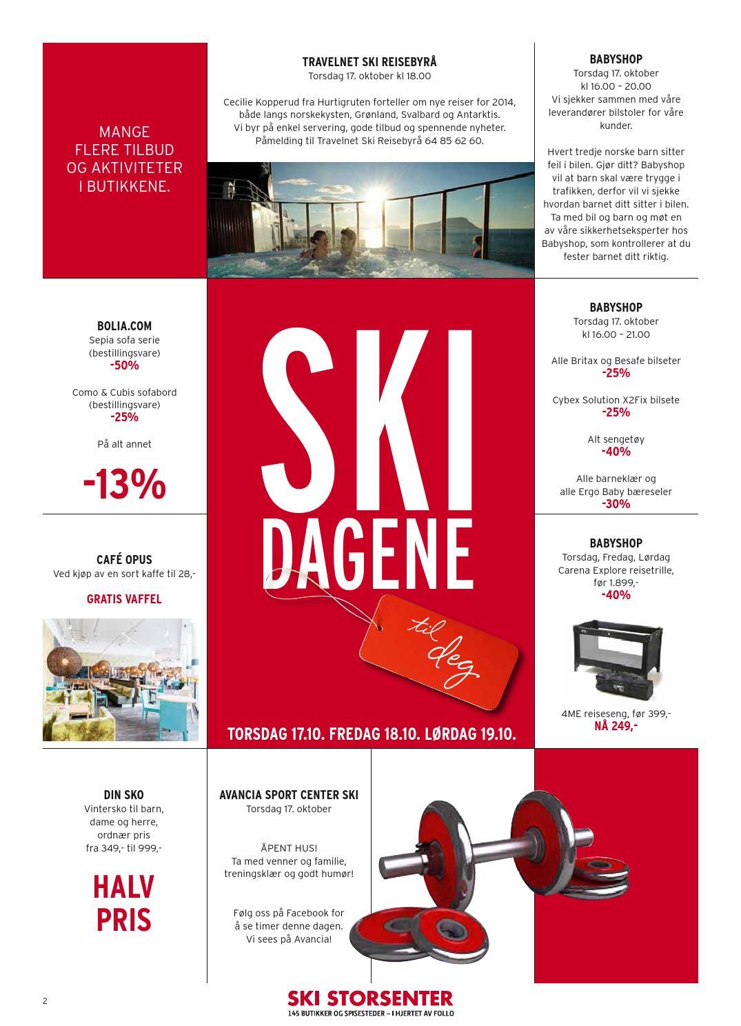 babyshop ski