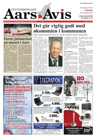 a7852d53d110 Aars avis 2011 11 23 by Aars Avis - issuu