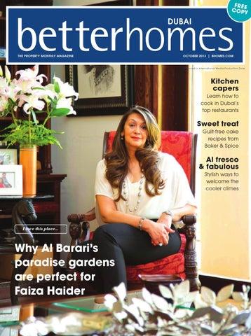 Better Homes Dubai Oct'13