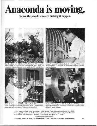 Georgia Tech Alumni Magazine Vol. 46, No. 05 1968 by Georgia Tech ...