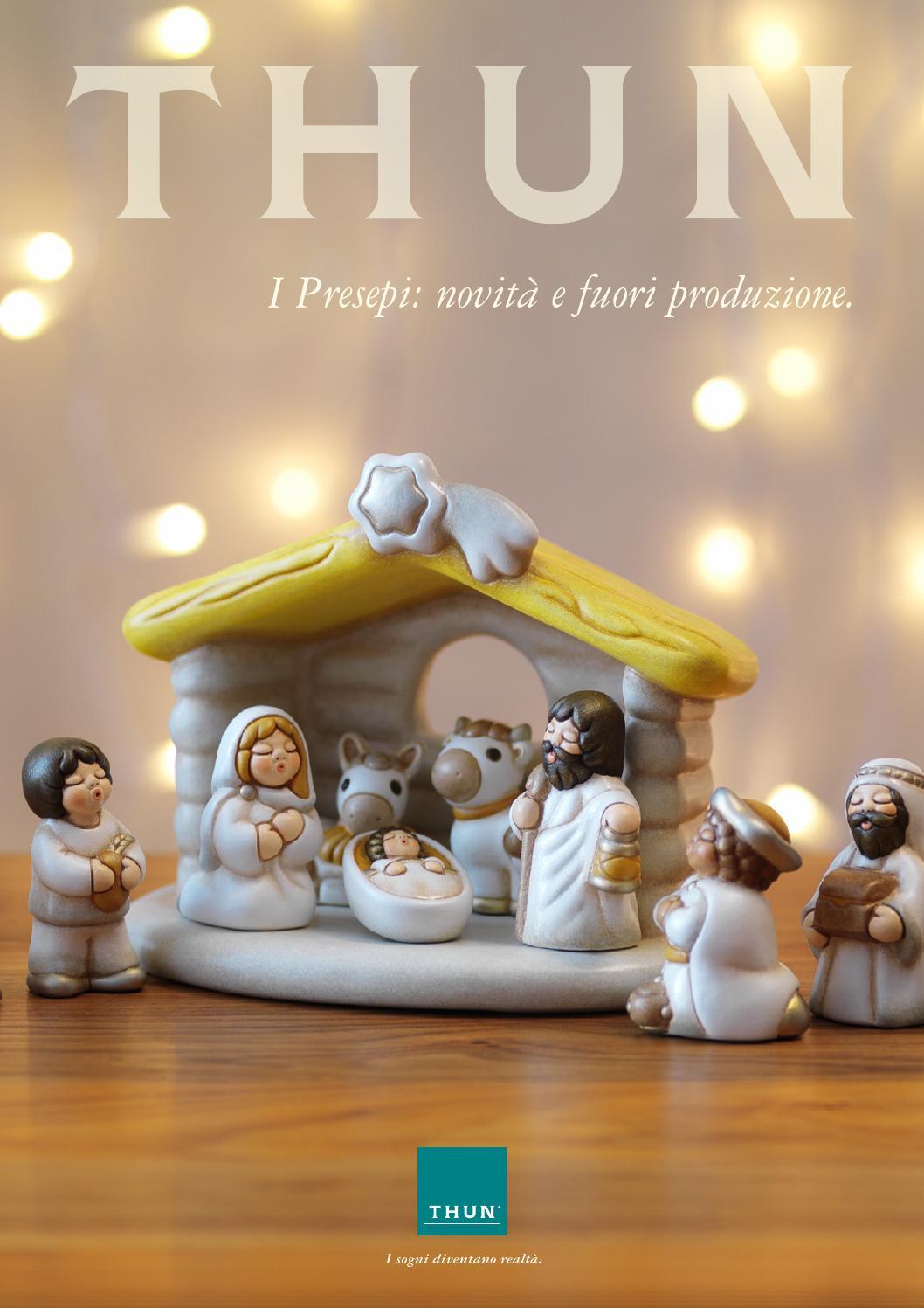 Amato I Presepi: novità e fuori produzione. by Thun spa - issuu GH66