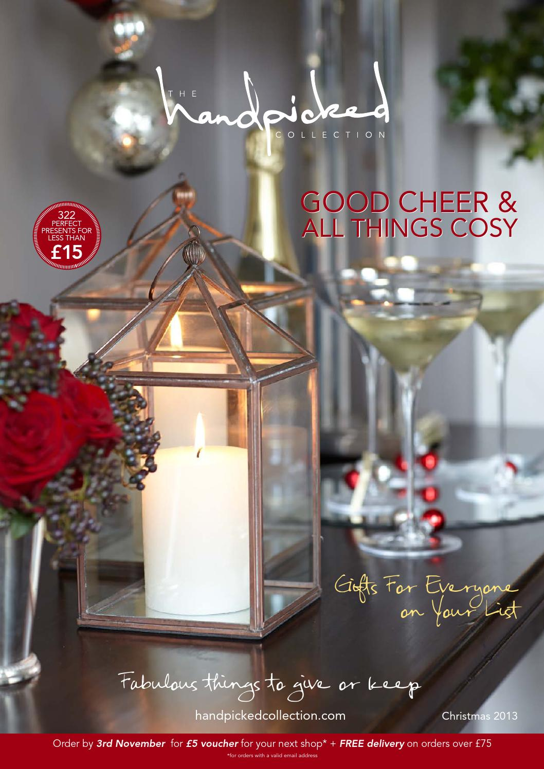 c24cc506c68dd The Handpicked Collection s Christmas Catalogue 2013 by Heather King - issuu