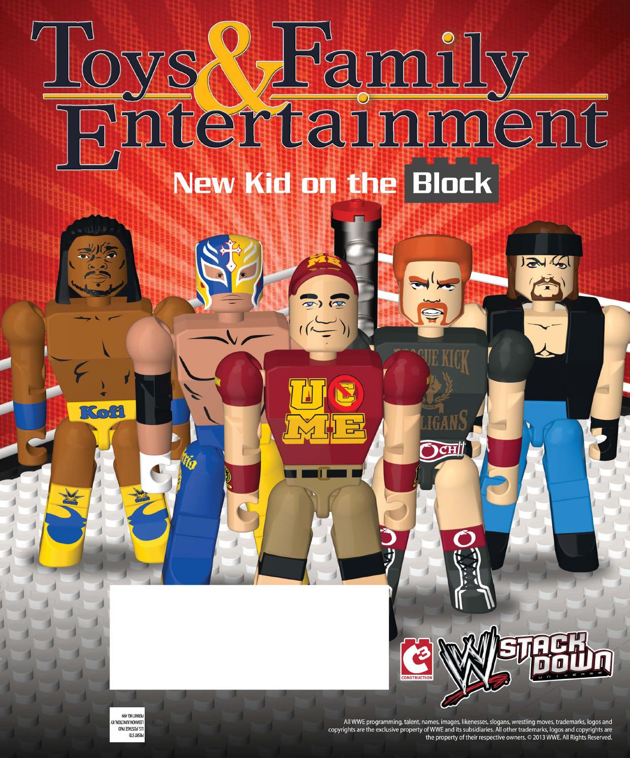 Toys Family Entertainment October 2013 By ANb Media