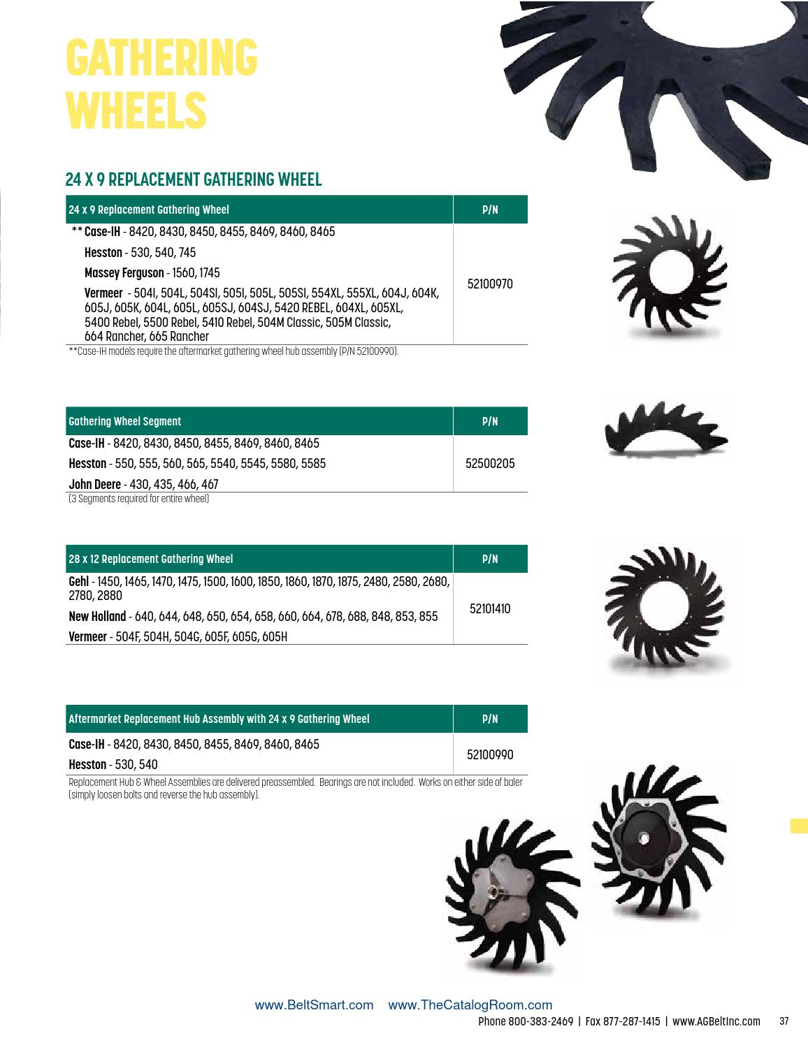 Apache Trico Baler belt beltsmart com by Murdock Industrial Inc  - issuu