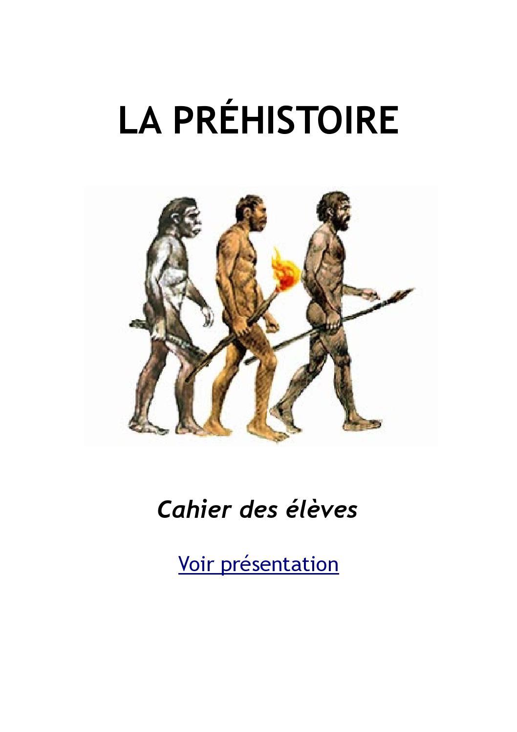 pr u00e9histoire by xosea