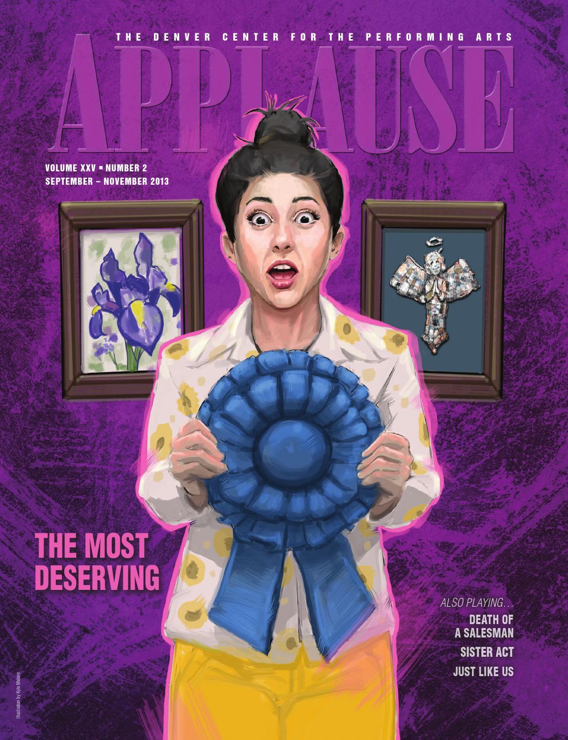 Applause Magazine October 11