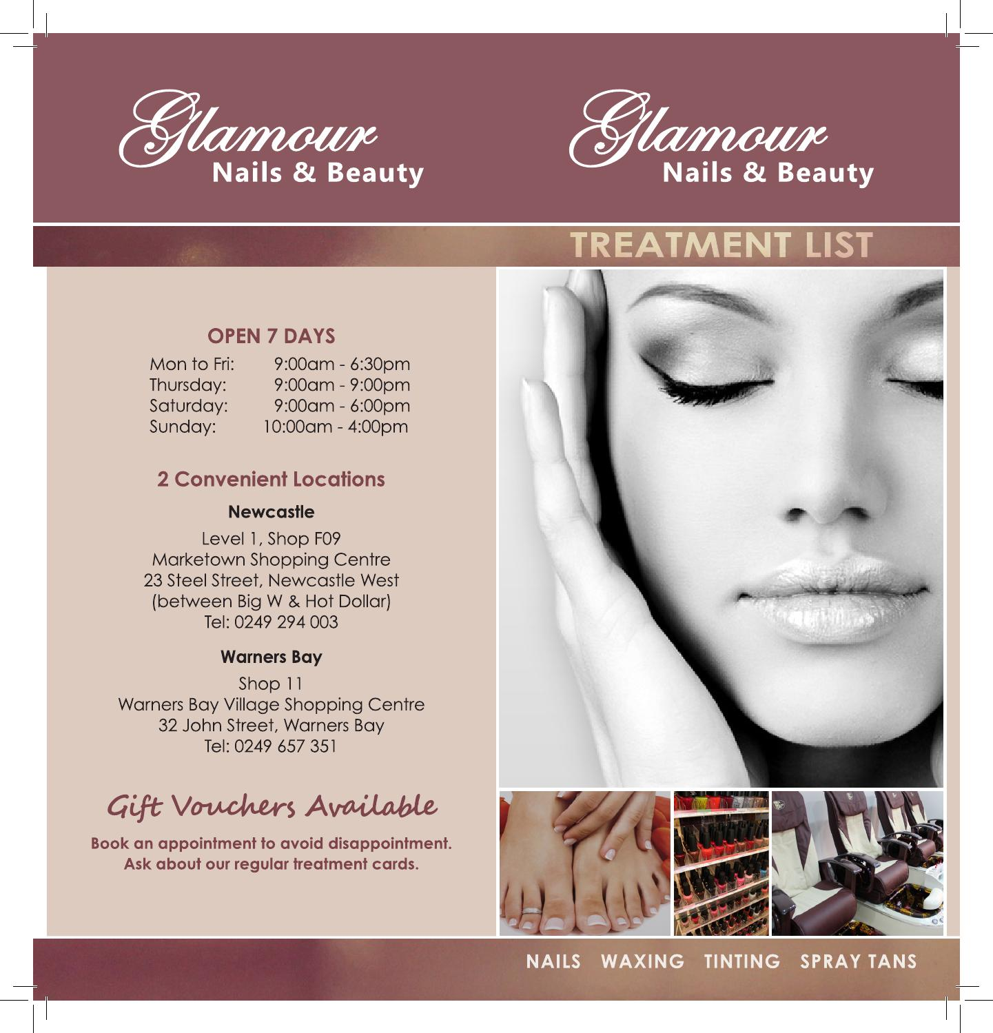 glamour nails & beauty