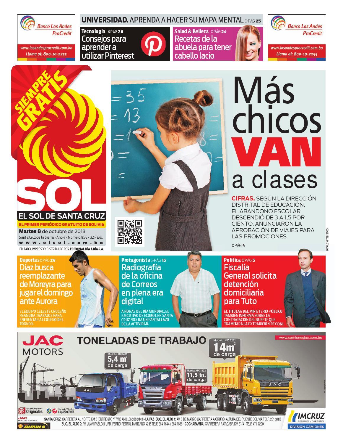 ElSol 08-10-2013 by El Dia - issuu