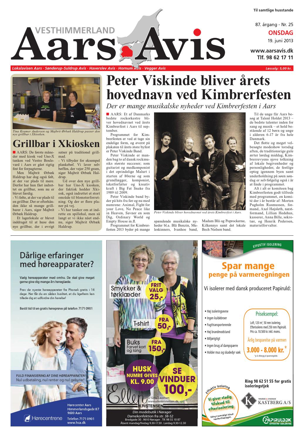 Aars avis 2013 06 19 by Aars Avis - issuu 57c3e3902985e