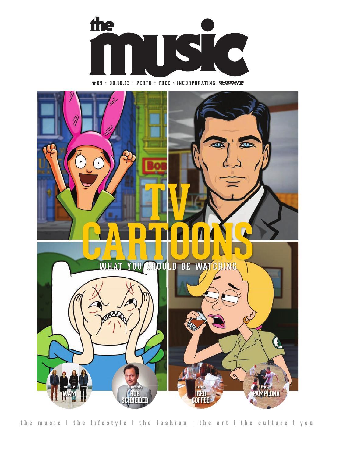 0b9339f8cd The Music (Perth) Issue  9 by TheMusic.com.au - issuu
