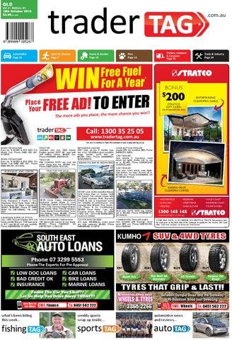 df27429f6f TraderTAG Queensland - Edition 41 - 2013 by TraderTAG Design - issuu