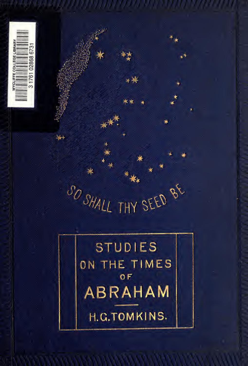 Studies on the times of Abraham Henry George Tomkins by lale