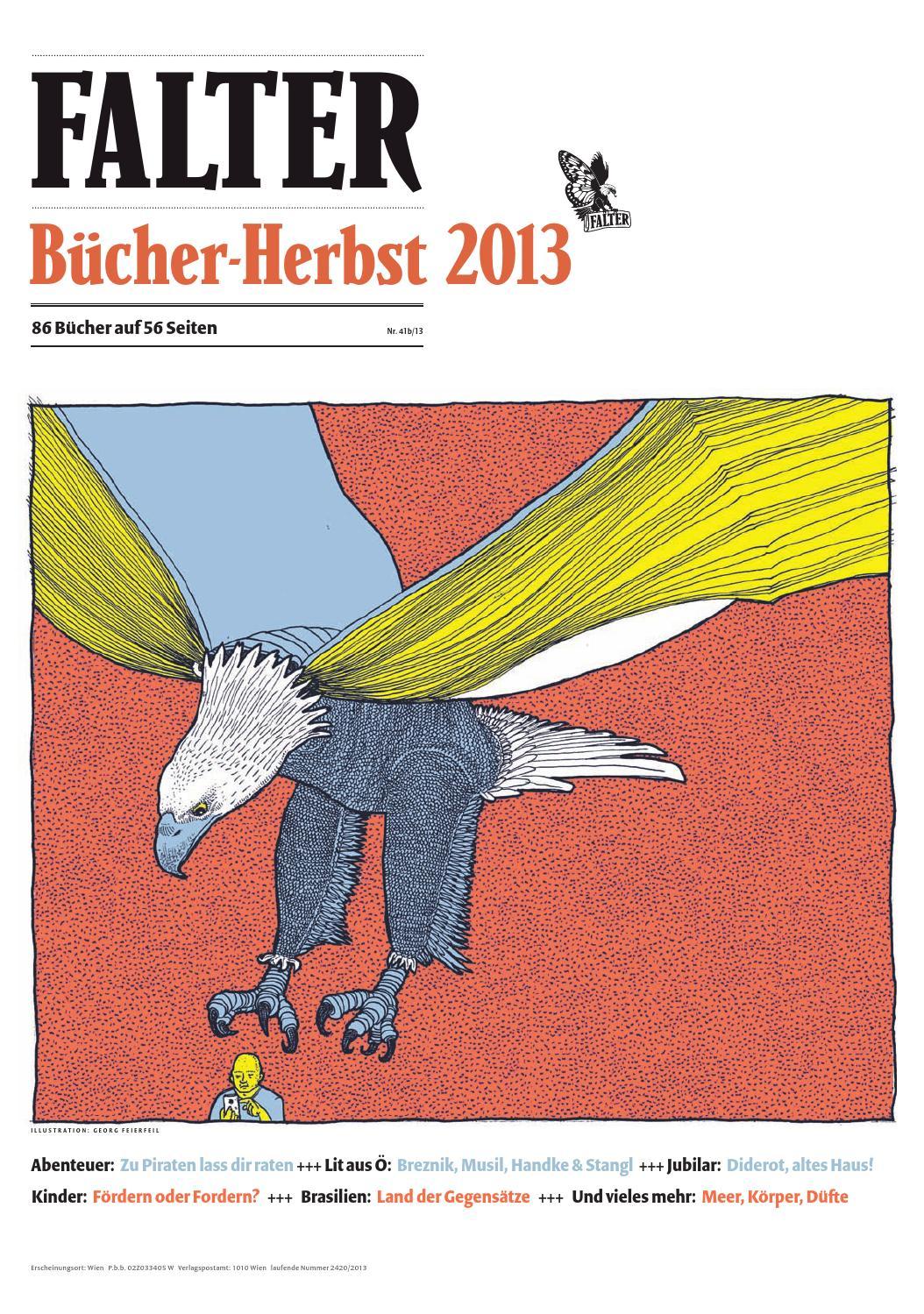 Bücher-Herbst 13 by Falter Verlagsgesellschaft m.b.H. - issuu