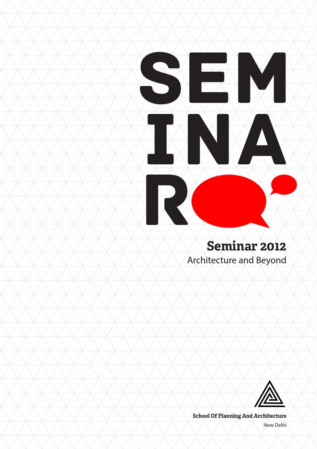 Seminars 2012 Architecture And Beyond By Bhavika Aggarwal Issuu Basic Dc Fan Speed Circuit Flickr Photo Sharing