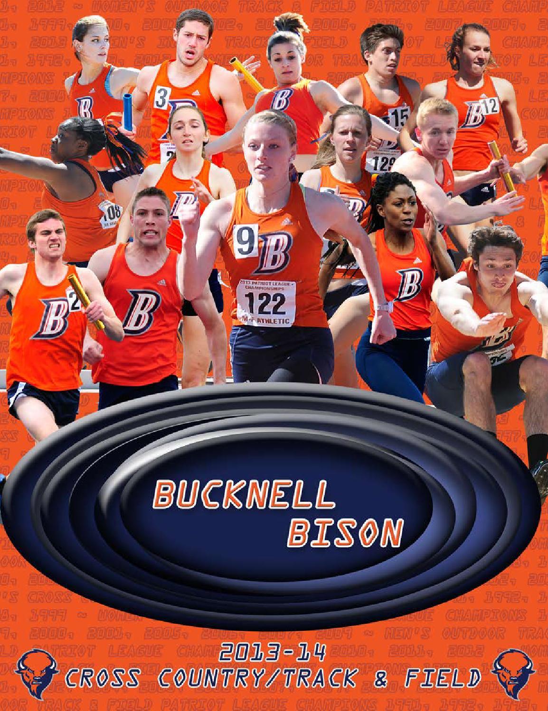 bucknell university track meet