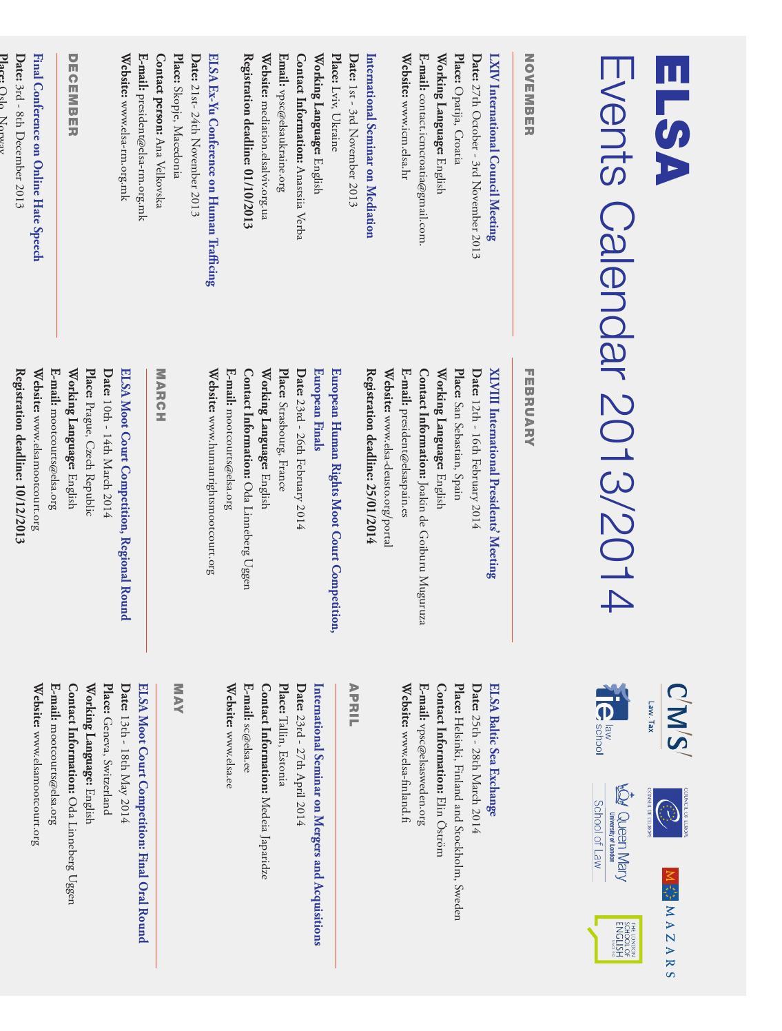 synergy magazine 54 by elsa international issuu