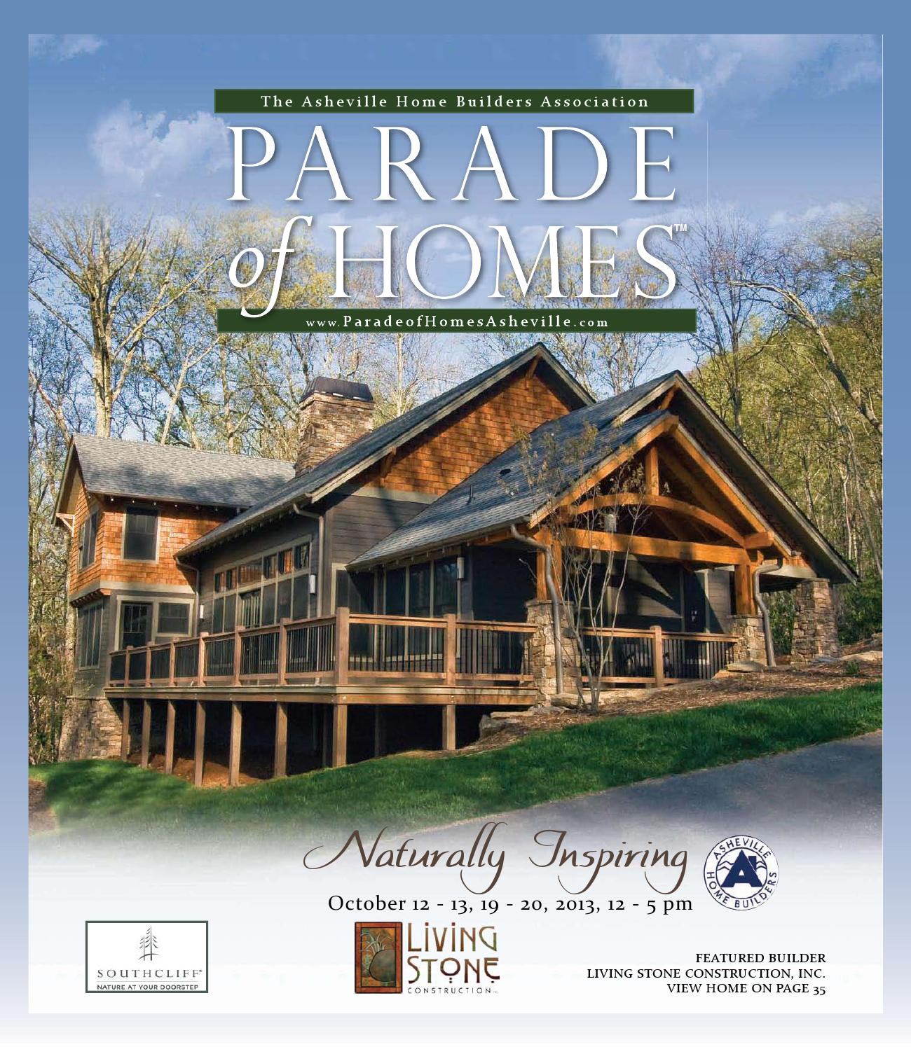 Parade Of Homes Magazine By WNC Homes Real Estate Issuu - Daltile fletcher nc