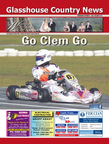 Edition 9 october 2013 by Glasshouse Country   Maleny News - issuu 6b7e67567
