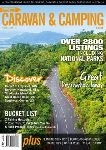 Go Caravan & Camping Guide - Vol 3 by Vink Publishing - issuu