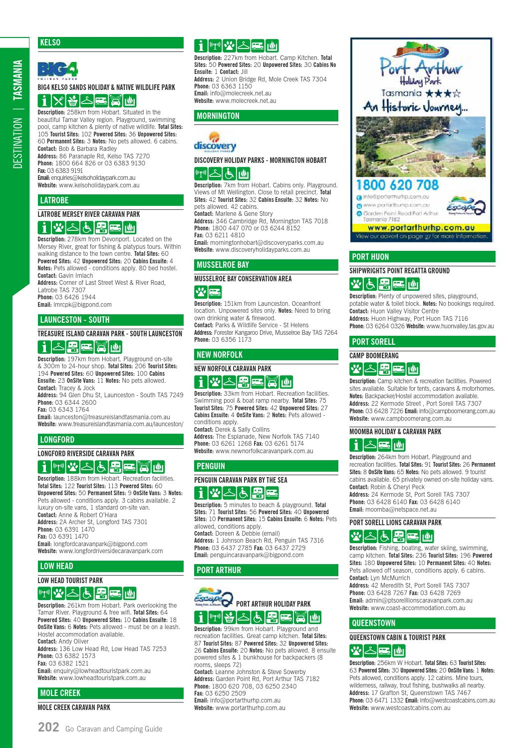 3cd781a573 Go Caravan   Camping Guide - Vol 3 by Vink Publishing - issuu