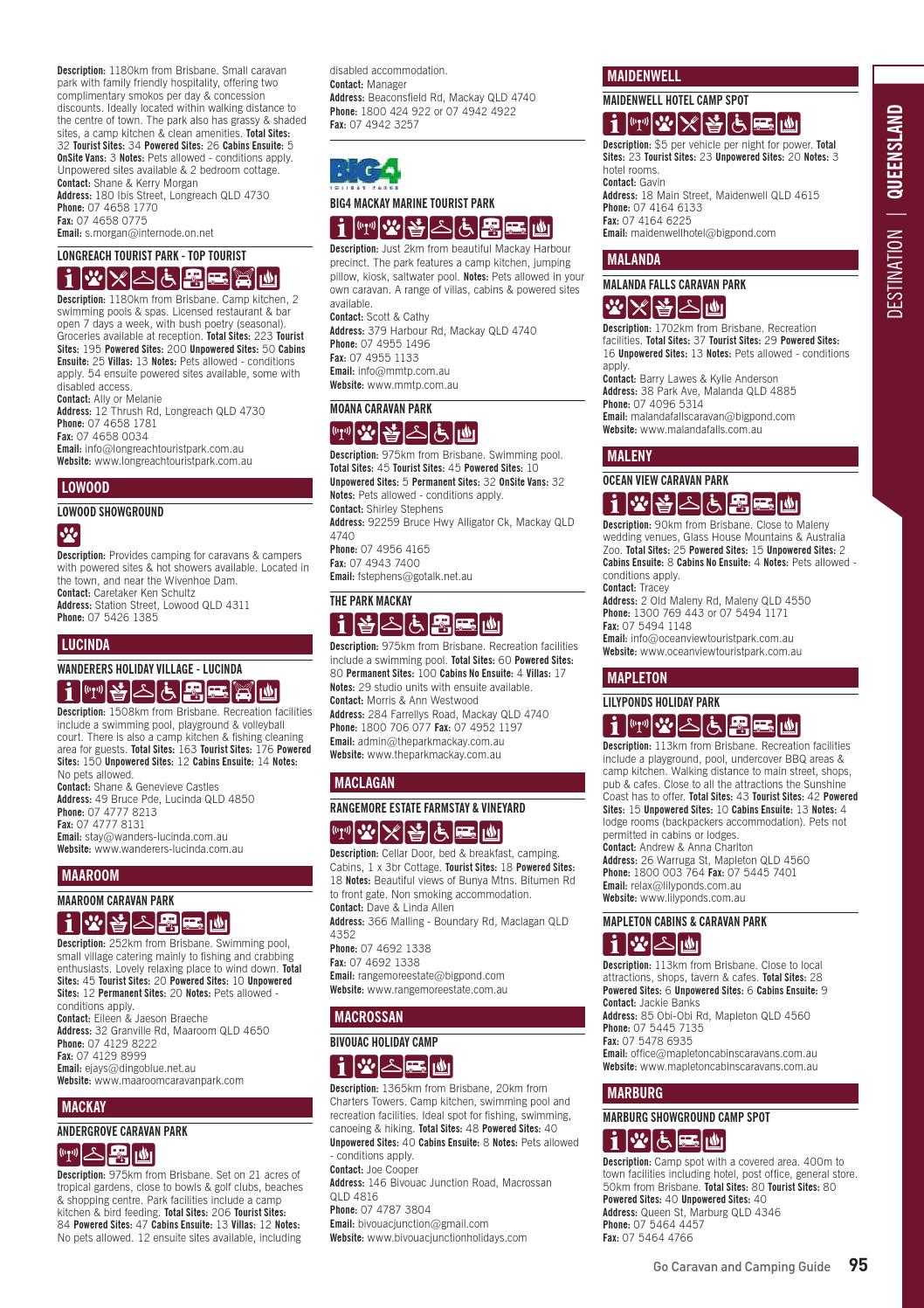 Go Caravan & Camping Guide - Vol 3 by Vink Publishing - issuu